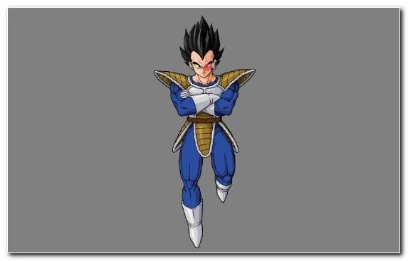 Image saiyan costume design dragon ball vegeta wing