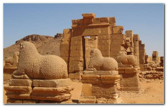 Image sand ruins monument ancient egypt ancient history