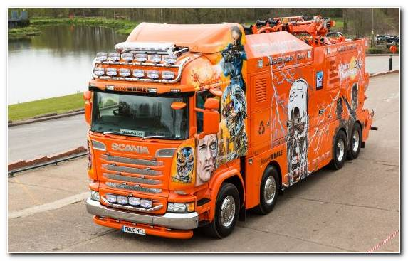 Image Scania Ab Automotive Exterior Semi Trailer Truck Car Car Tuning
