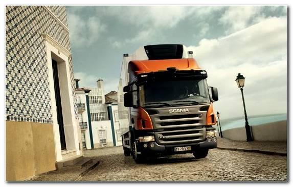 Image Scania Ab Public Utility Truck Car Volvo Trucks