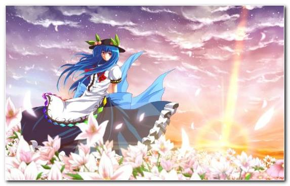Image Scarlet Weather Rhapsody Mangaka Plant Sky Illustration