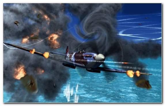 Image Second World War Supermarine Spitfire Supermarine Fighter Aircraft World War II