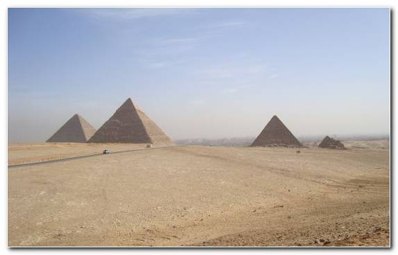 Image Sky Cairo Travel Ecoregion Pyramid