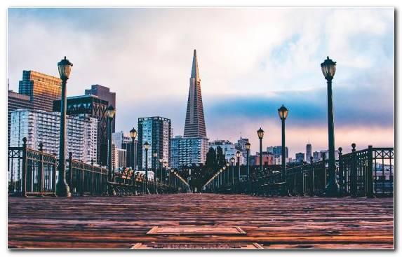 Image Sky Daytime Skyscraper San Francisco Urban Area