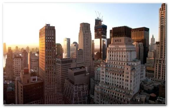 Image Sky Downtown Skyscraper City Cityscape