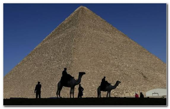 Image sky historic site Egyptian pyramids camel Great Pyramid of Giza