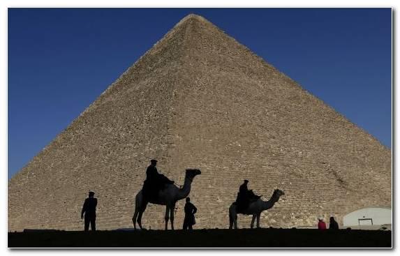Image Sky Historic Site Egyptian Pyramids Camel Great Pyramid Of Giza