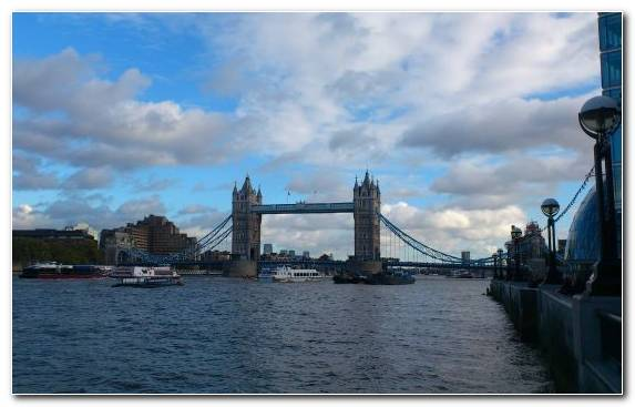 Image Sky Sea Waterway River London Bridge