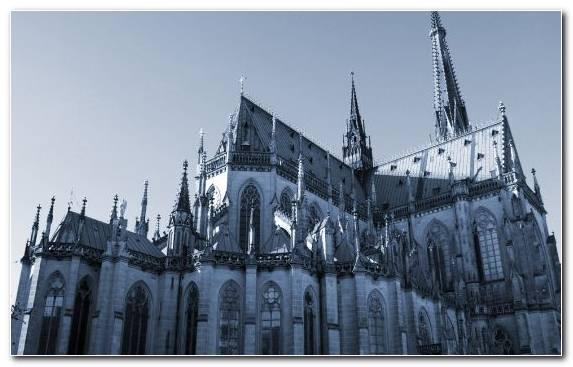 Image Sky Spiral Gothic Art Steeple Gothic Architecture