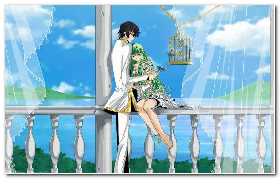 Image Sky Wind Lelouch Lamperouge Recreation World