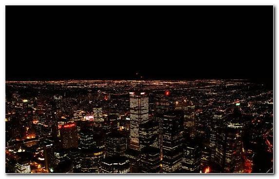 Image Skyline Cityscape Building Light Dubai