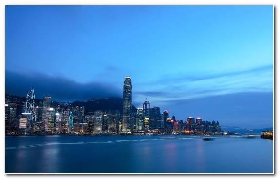 Image skyline horizon cityscape daytime metropolis