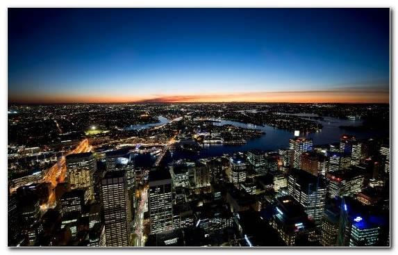 Image Skyline Metropolis Sky Apartment Port Jackson