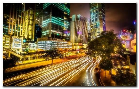 Image Skyline Petronas Towers Landmark City Kuala Lumpur City Centre
