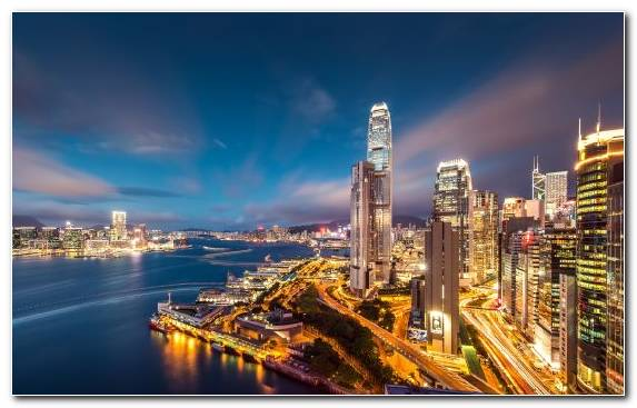 Image Skyline Tourism Night Urban Area Travel