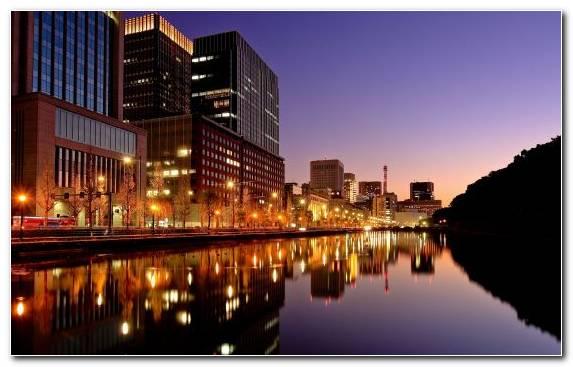 Image Skyline Urban Area Tokyo City Capital City
