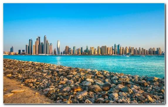 Image Skyline Water Burj Al Arab Jumeirah Sea Daytime