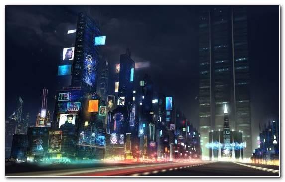Image Skyscraper Metropolis Landmark Downtown Cityscape