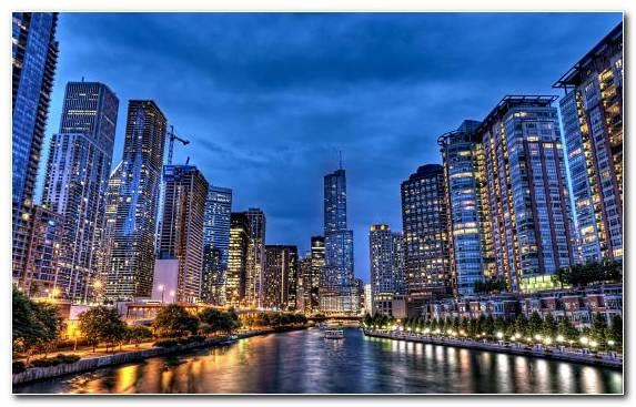 Image skyscraper urban area metropolis horizon landmark