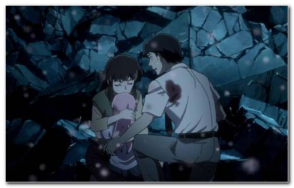 Image snapshot fiction anime music video yuno gasai midnight