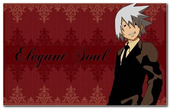 Image Soul Eater Evans Font Maka Albarn Red Illustration