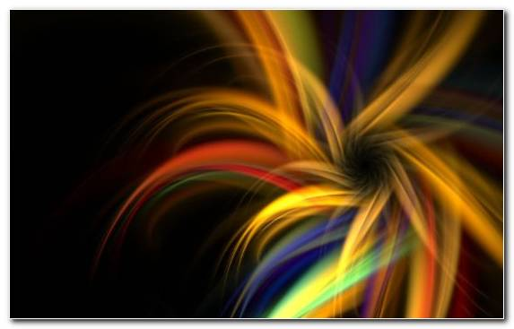 Image Special Effects Line Light Fractal Art Abstract Art