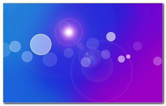 Image Sphere Gradient Blue Light Line