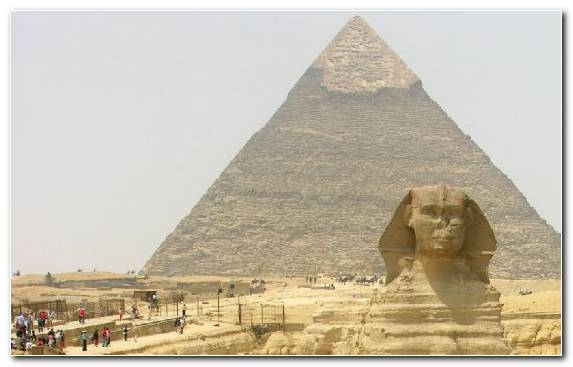 Image Sphynx Tourism Monument Landmark Ancient History