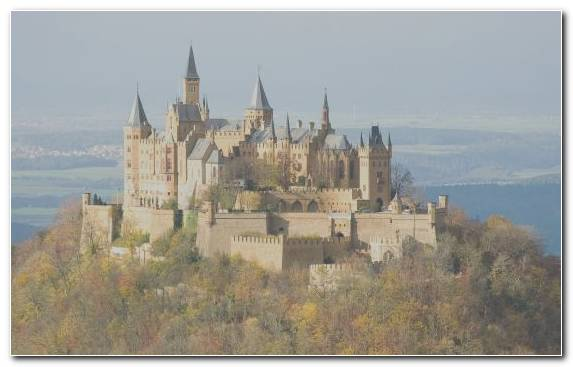 Image Spiral Tours Hohenzollern Castle Medieval Architecture Tourist Attraction
