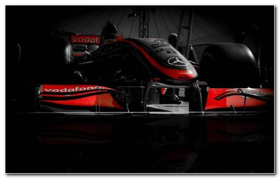 Image Sports Formula 1 Black Mclaren Red