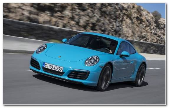 Image Sports Car Porsche 2016 Porsche 911 Sportscar Performance Car