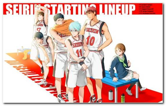 Image Sports Sportswear Clothing Anime Basketball