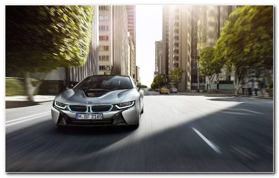 Image Sportscar Bmw Sports Car Road Bmw I