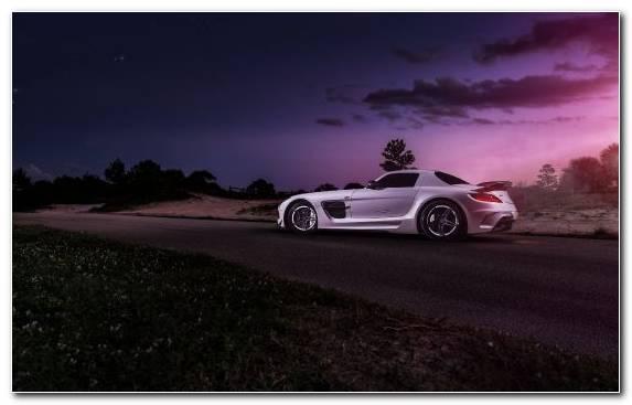 Image Sportscar Light Mercedes Benz Mercedes Benz SLS AMG GT3 Mercedes Amg