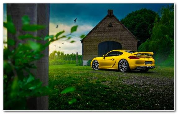 Image Sportscar Porsche Boxster Cayman Gt 4 Porsche Cayman Plant