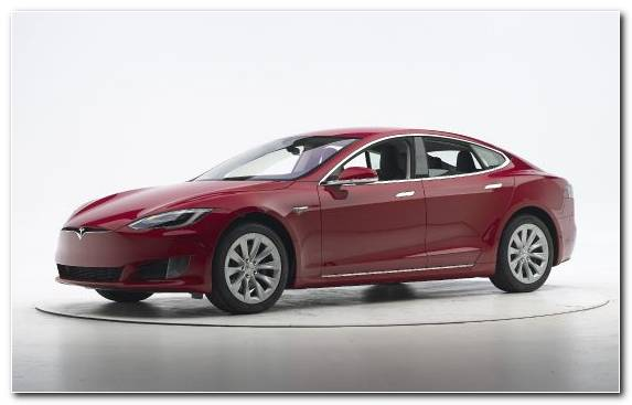 Image Sportscar Tesla Model S Mid Size Car Sports Car Car
