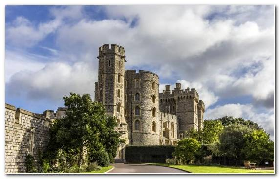 Image Stately Home Castle Building London Ancient History
