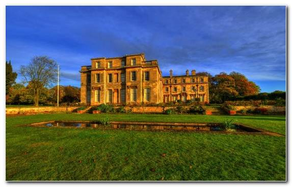 Image Stately Home House Property Building Estate
