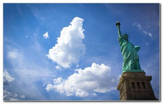 Image Statue Tourist Attraction Cloud Sky Day