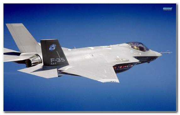 Image Stealth Aircraft Lockheed Martin F 35 Lightning Ii Military Aircraft Fighter Aircraft United States Of America
