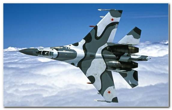 Image Sukhoi Fighter Aircraft Flight Mikoyan Mig 29 Sukhoi Su 30mkk