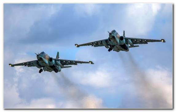 Image Sukhoi Su 25 Rook Attack Aircraft Russia Fighter Aircraft