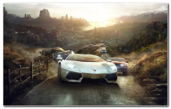 Image Supercar Sports Car The Crew Lamborghini Video Games