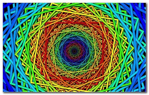 Image Symmetry Fractal Art Psychedelic Art Kaleidoscope Pattern