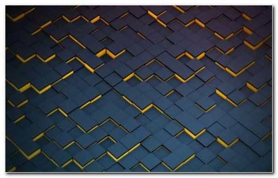 Image Symmetry Line Pattern Yellow Font
