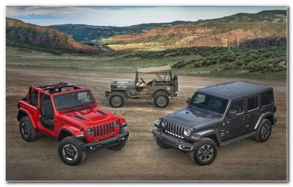 Image Terrain Off Roading Automotive Exterior Jeep Wrangler Jeep