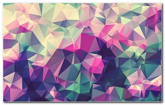 Image texture color design Polygon magenta