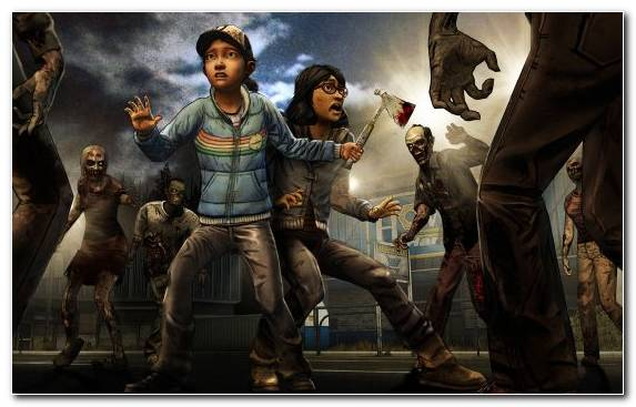 Image The Walking Dead Video Games Adventure Game Clementine Games