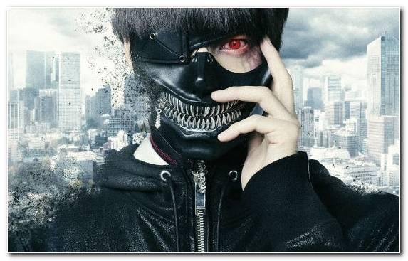 Image tokyo ghoul ken kaneki action film the mask Live action