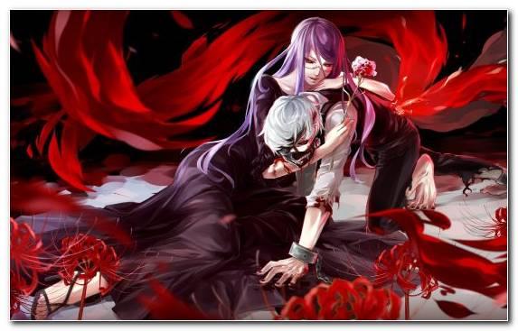Image Tokyo Ghoul Ken Kaneki Manga Supernatural Creature Anime